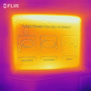 FLIR+ FLIR ONE+ Android+ thermal camera + silver