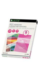 Laminierfolie A4 75-80mic Apex 100er