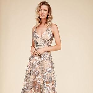 Audrey Pink Blossom Dress