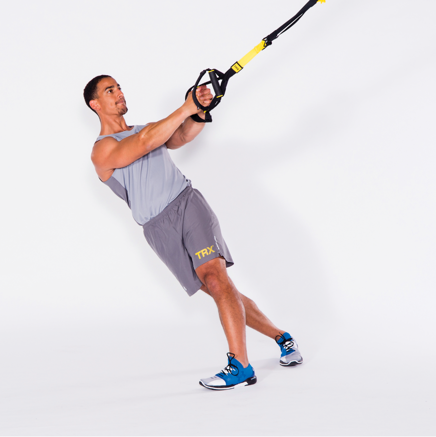 Training: Complete Guide To TRX Suspension Training: Jay Dawes