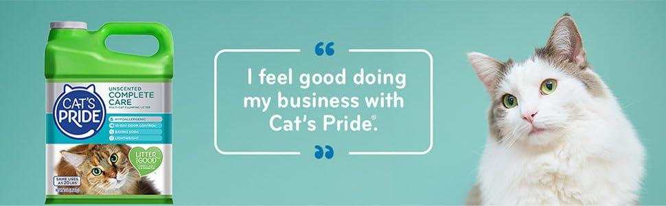 Cat's Pride Complete Care