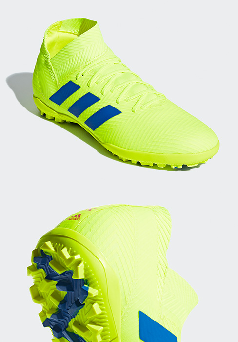 Amazon.com: adidas Performance Hombre nemeziz Messi 17,4 TF ...