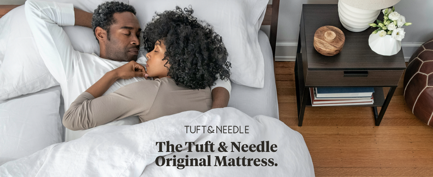 tuft and needle original memory foam mattress adaptive latex