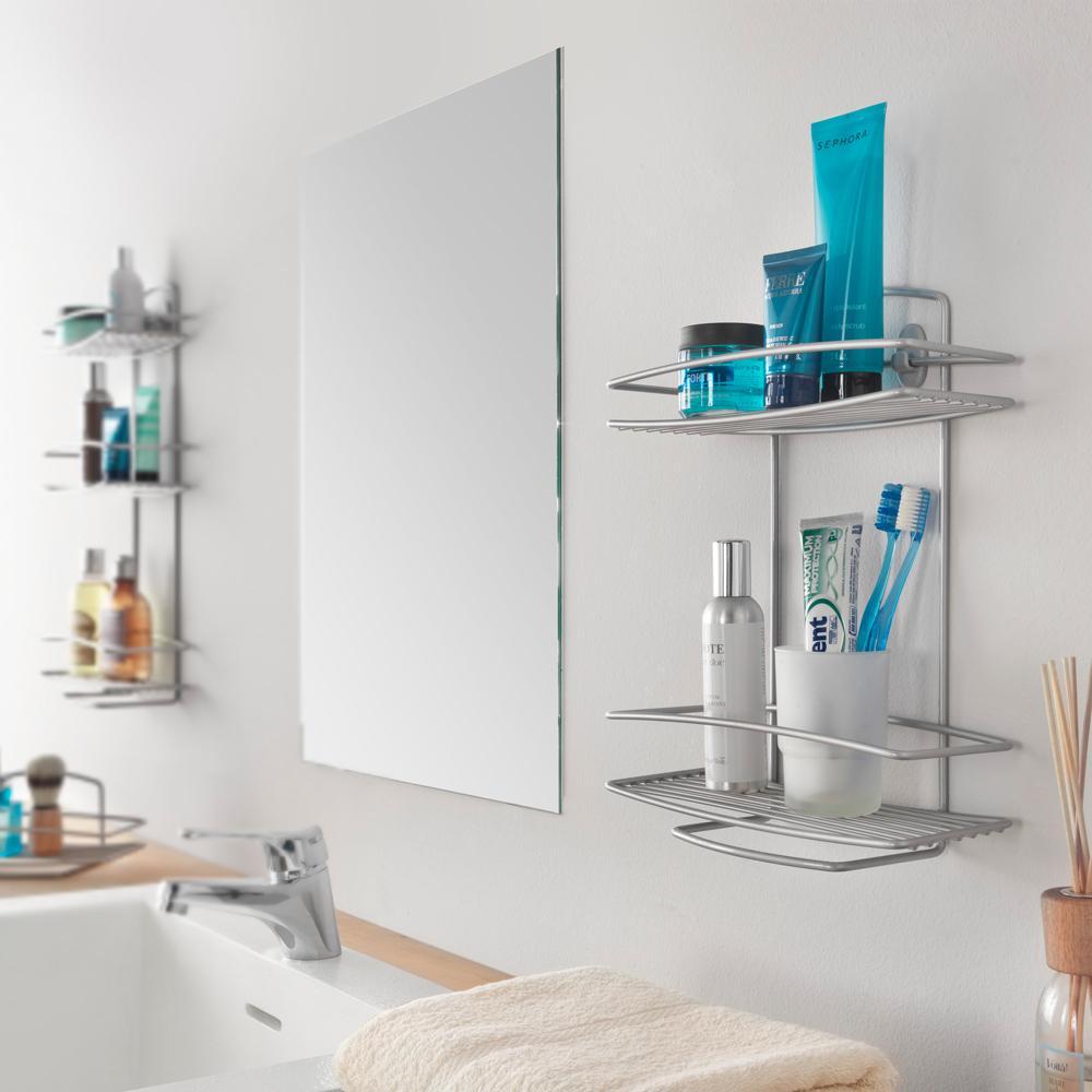 Metaltex onda jabonera para ducha hogar for Jabonera ducha colgar