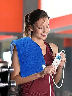 Electric Warming Blanket Heat Pad, Warming blanket, Blanket Heat Pad, Comfort Heating Pad,
