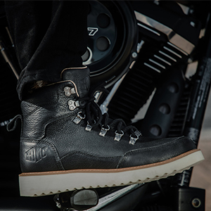 Wedge, red wing, moto, motorcycle boots, harley boots
