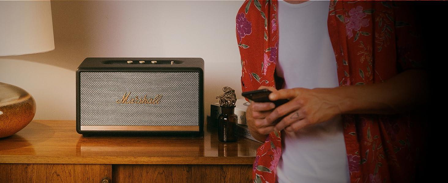 Marshall Stanmore II Haut-parleur Bluetooth