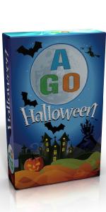 AGO ハロウィン 英語 カード ゲーム