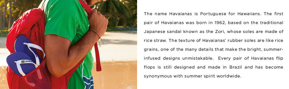brand story original flip flops since 1962