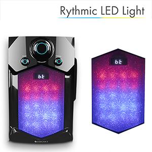 Rhythmic LED Lights
