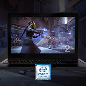 7th Gen Intel Core i7-7700HQ processor