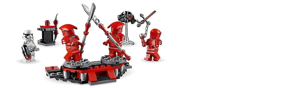 LEGO 3 Elite Praetorian Guards 75225 NEW 3 minifigures STAR WARS mini figs Lot