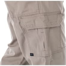 Large bellow cargo pockets