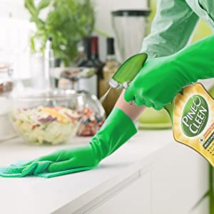 grease, grime, stains, tough grease, counter, food, surfaces, kitchen, counter, spray, wipe, clean
