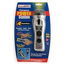 Emergency Power Station & Cell Phone Charger by Ready America