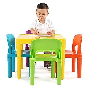 Sturdy Kid Friendly Kitchen Chairs