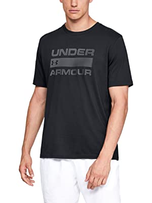 Camiseta para hombre con logotipo Under Armour Team Issue