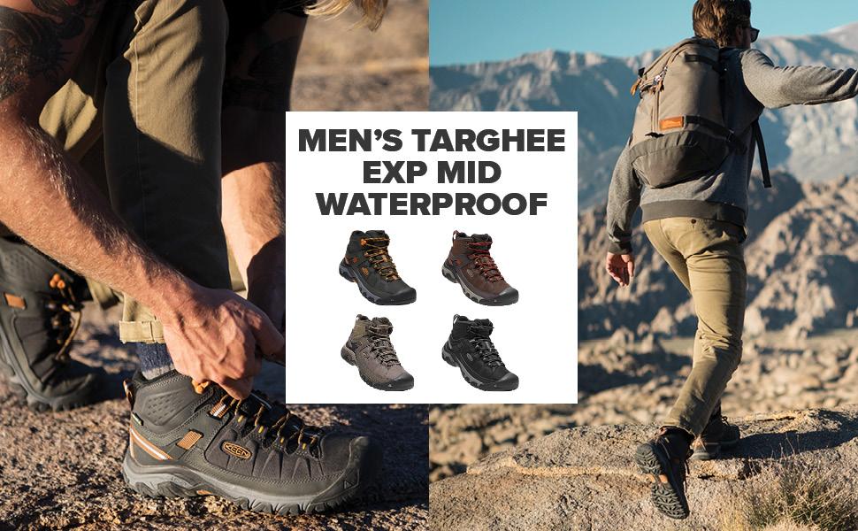 Targhee EXP MID WP Hiking Boot