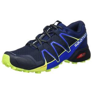 Salomon Speedcross Vario 2, Zapatillas de Trail Running para Hombre, Negro, 48 EU: Amazon.es: Zapatos y complementos