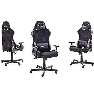 Chefsessel, Bürostuhl, Drehstuhl, Gamingstuhl, gaming, spiele, Chair, Racer, Robas Lund, DX Racer