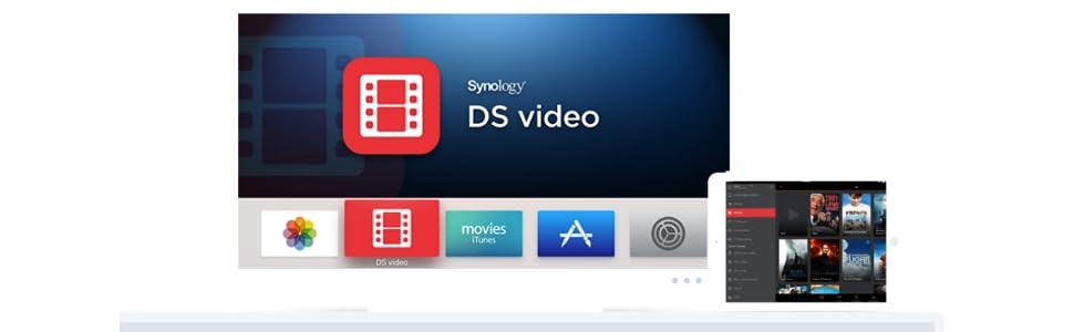 NAS, synology nas, synology, synology ds, DS218+ , disk station, servidor, 4k, servidor multimedia