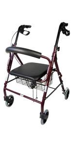 Mobiclinic, Modelo Emérita, Andador para ancianos, adultos ...