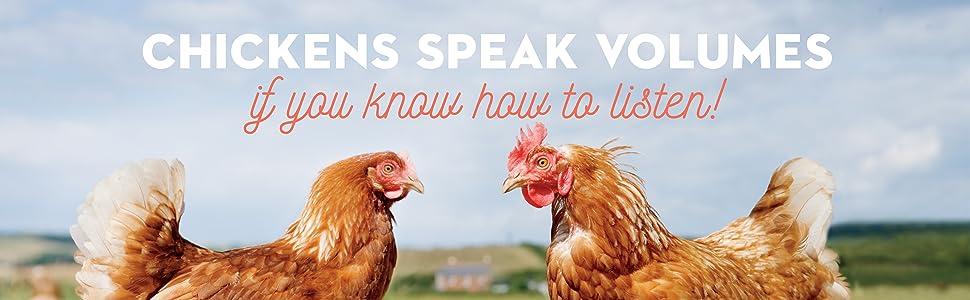 Chicken Speak Volumes