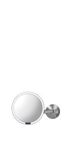 Amazon Com Simplehuman Sensor Lighted Makeup Vanity