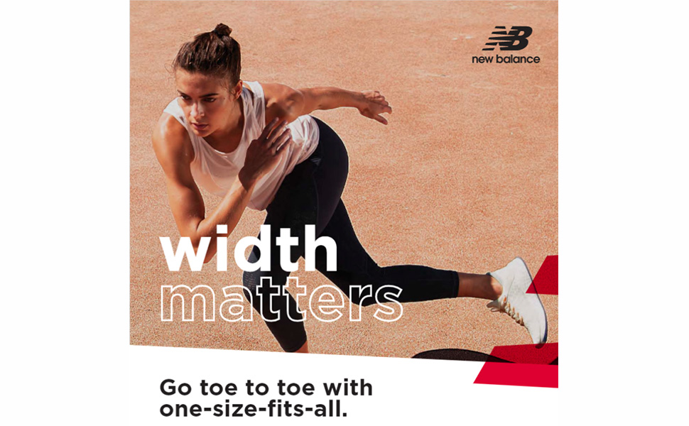 new balance width matters