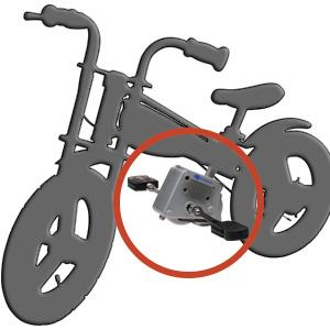 itsImagical- Bicicleta Rosa sin Pedales. Evolutiva 12