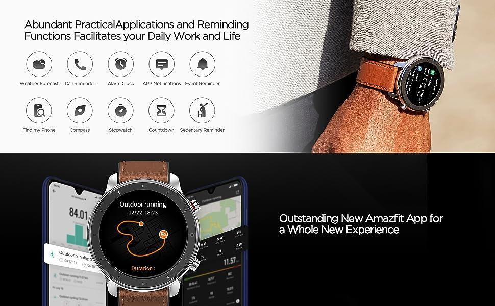 Multi Sport Tracking Smartwatch