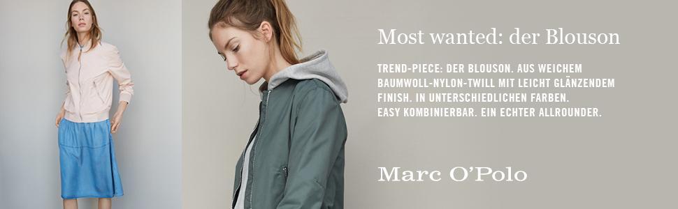 Marc O'Polo Damen Jacke: : Bekleidung