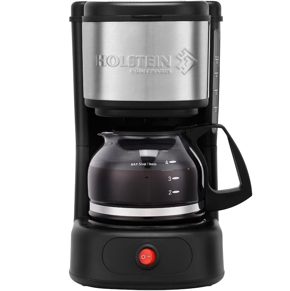 Amazon.com: Holstein Housewares – h-0911501 5-cup Cafetera ...