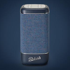 rich powerful sound speaker