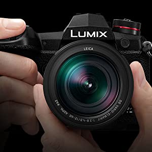 lumix g series, mirrorless, dc-g9