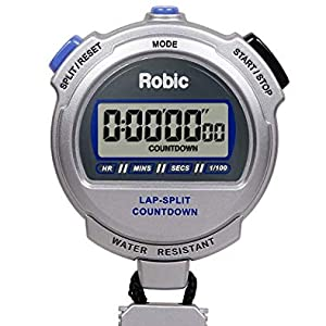 stopwatch; timer; handheld; sports timer; soccer; swimming; running; fitness; countdown timer