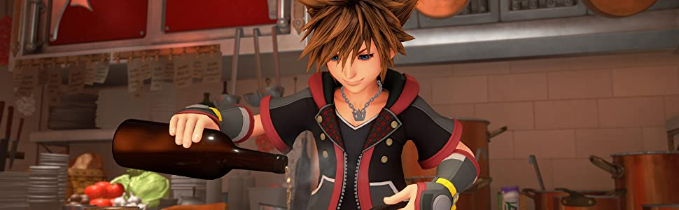 sora ratatouille