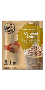 ice coffee drink mix