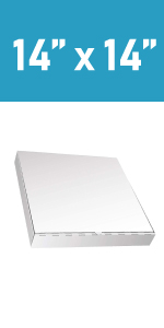 take out container; pizza boxes; pizza boes 14x14; cardboard boxes; card board boxes; white