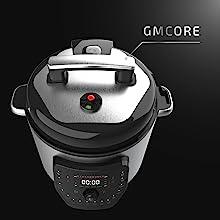 Cecotec Olla Programable GM. Programable, Sistema Inteligente de cocción (Modelo H): Amazon.es