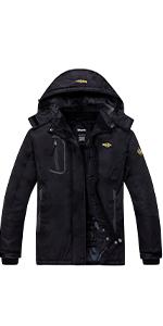 Women's ski fleece jacket
