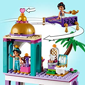 LEGO, Disney, Aladin, Princess