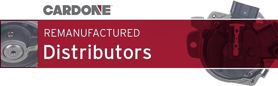 Cardone Remanufactured Distributors