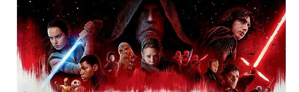 STAR WARS Episode VIII The Last Jedi