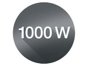 Braun Minipimer 9005 - Batidora de mano, 1000 W, 2 accesorios (varillas, vaso medidor 600ml), velocidad automática, campana antisalpicaduras, ...