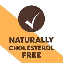 low fat,cholesterol free,honey cornflakes