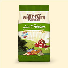 Whole Earth Farms Adult Recipe
