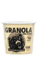 granola, love crunch, love crunch granola, nature valley granola bar, granola cereal, vanilla