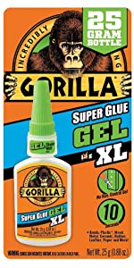 Gorilla Super Glue Gel XL