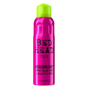 tigi bed head bedhead after party creme lissante cheveux brillants liberes frisottis soyeux humides